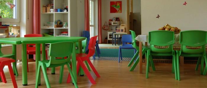 Gruppenraum Kindergarten Froschkönig