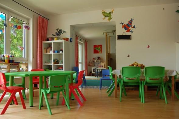 Kindergarten Froschkönig Unterhaching