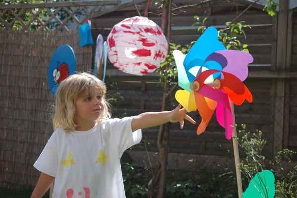 Sommerfest im Teichhüpfer 2014